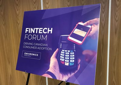 Insights From The FinTech Forum: Driving Canadian Consumer Adoption