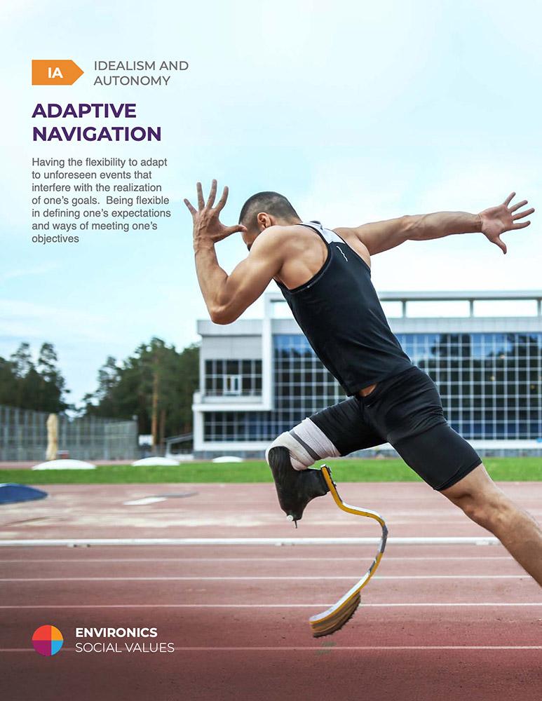 Adaptive Navigation