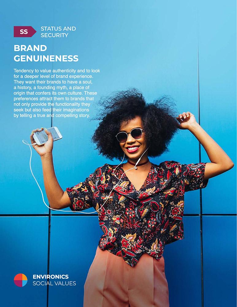Brand Genuineness