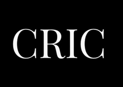 CRIC Statement In Response To The Sale Of MRIA Assets To Third Parties