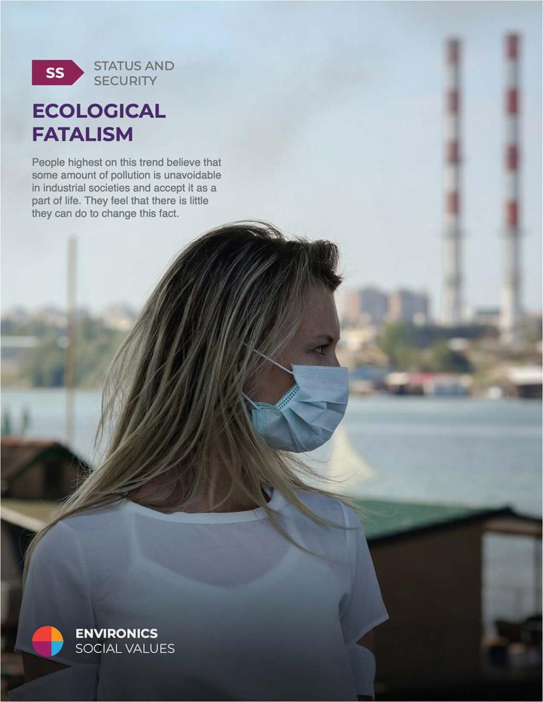 Ecological Fatalism