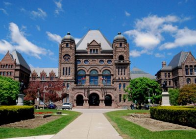 State Of Play In Ontario Politics – Spring 2015