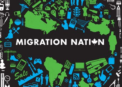 Migration Nation – The 1st Comprehensive Book On Multicultural Marketing In Canada