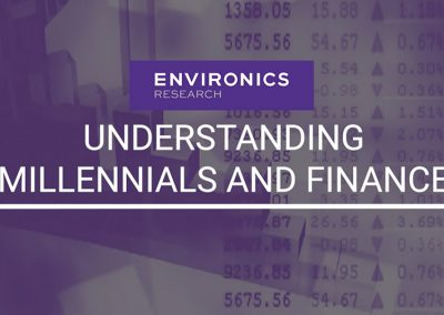 Understanding Millennials And Finance – Part 1