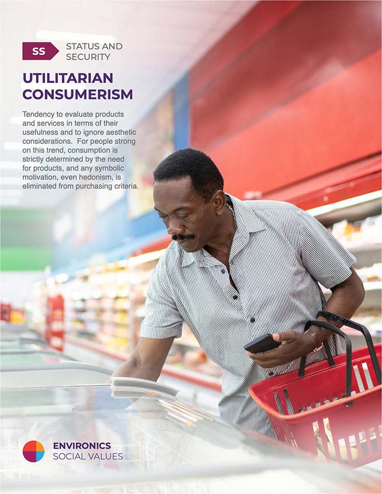 Utilitarian Consumerism
