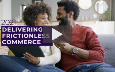 Delivering Frictionless Commerce: Keynote Presentation
